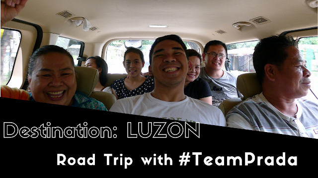 #teamprada luzon road trip