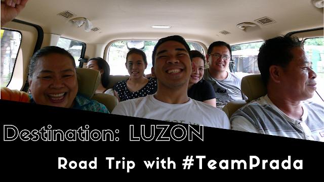 #teamprada luzon road trip