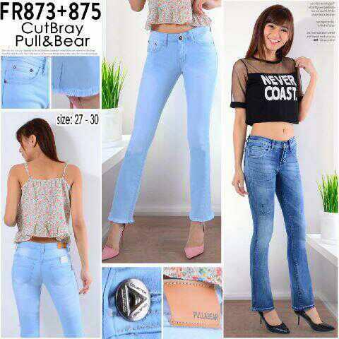 celana jeans wanita, celana jeans sobek, celana jeans murah, celana jeans cutbray
