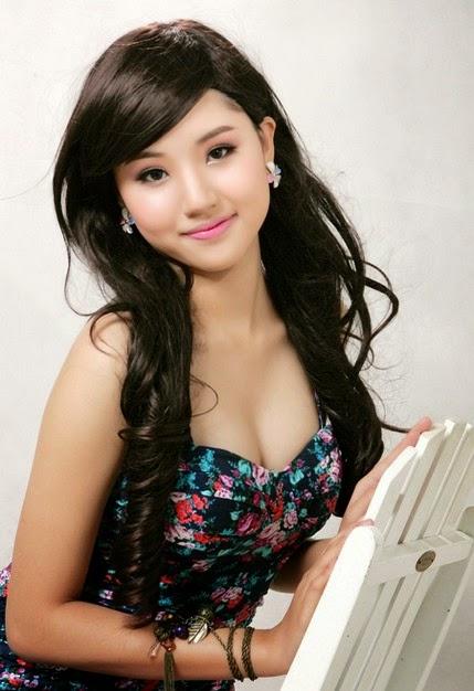 Christina , Model Samarinda