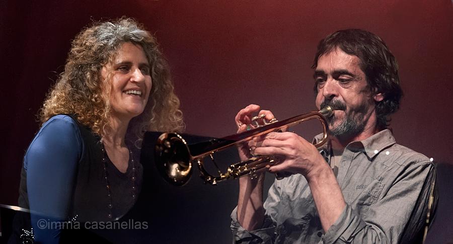 Elisabet Raspall i Benet Palet, Auditori Vinseum, Vilafranca del Penedès, 13-gener-2018