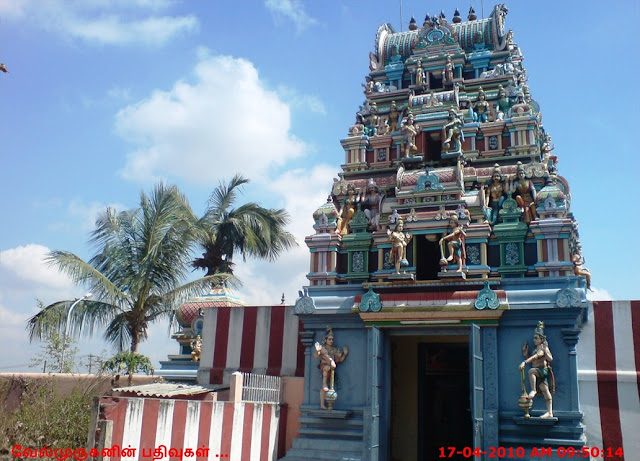 Thennangur Meenakshi Sundareswarar Temple