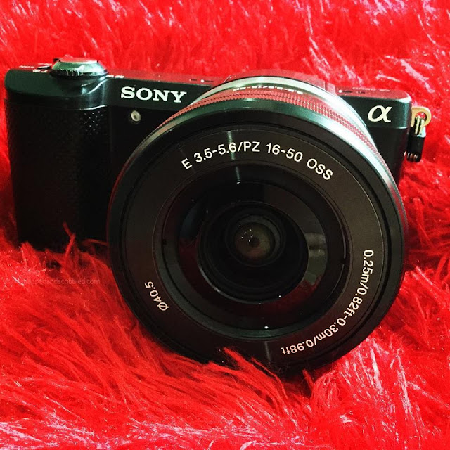 Sony Alpha 5000 Mirrorless Camera