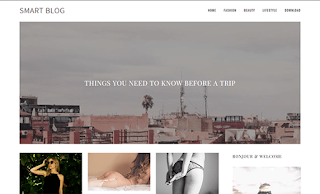 Smart Blog Blogger Template