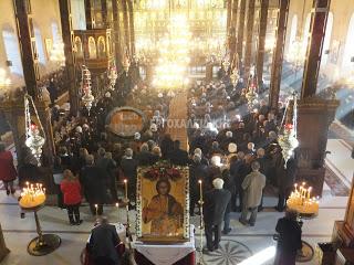 Η Αρναία αύριο τιμά τον πολιούχο της Άγιο Στέφανo