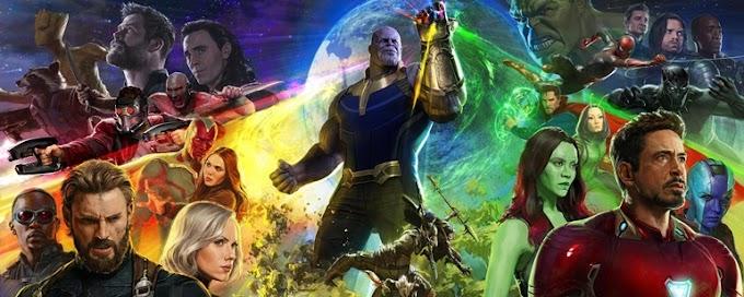[News] Finalmente! Confira o Trailer de Vingadores - Guerra Infinita