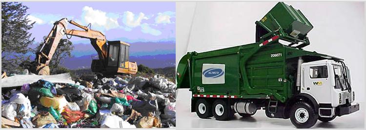 Dịch vụ thu gom xử lý rác thải xây dựng