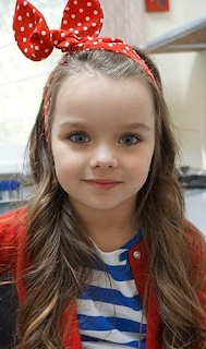 G2 Most Beautiful Girl In The World? Russian Child Model Hailed As The New Thylane Blondeau Lifestyle