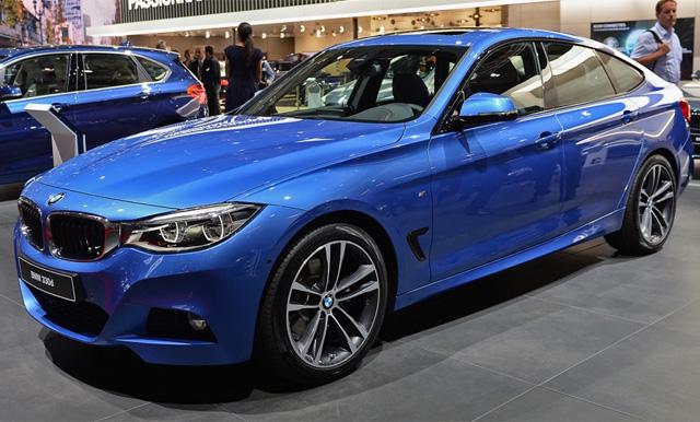 BMW 3-й серии GT