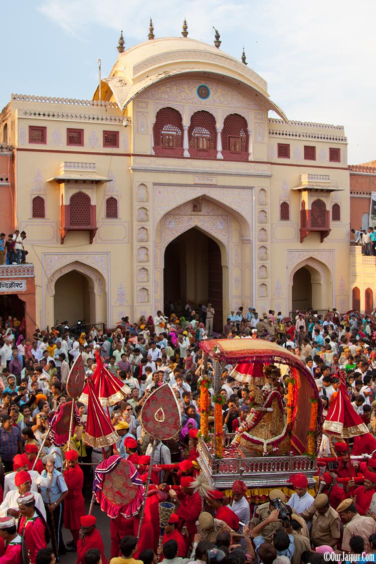 Teej Festival - 2014 Jaipur.
