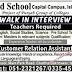 Allied School (Capital Campus) Islamabad Jobs