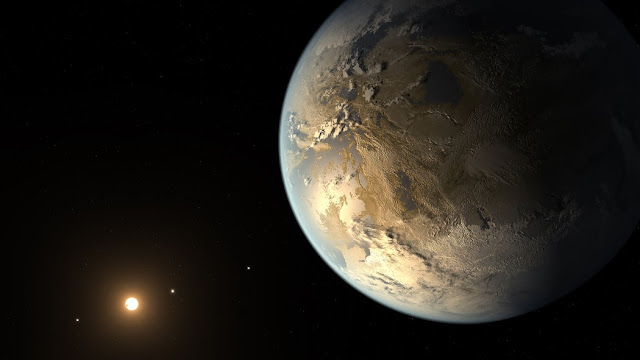 "Earth like planet discovered by NASA, says it is ""Earth's bigger, older cousin"""