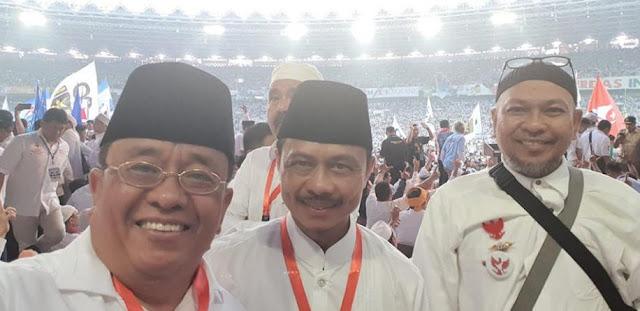 Imam Shamsi Ali Dukung Prabowo