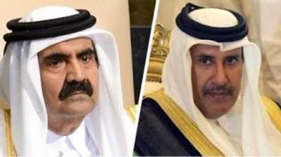 الامير خليفة بن حمد ال ثاني