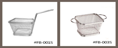 stainless steel basket, mesh basket, metal basket, wire basket