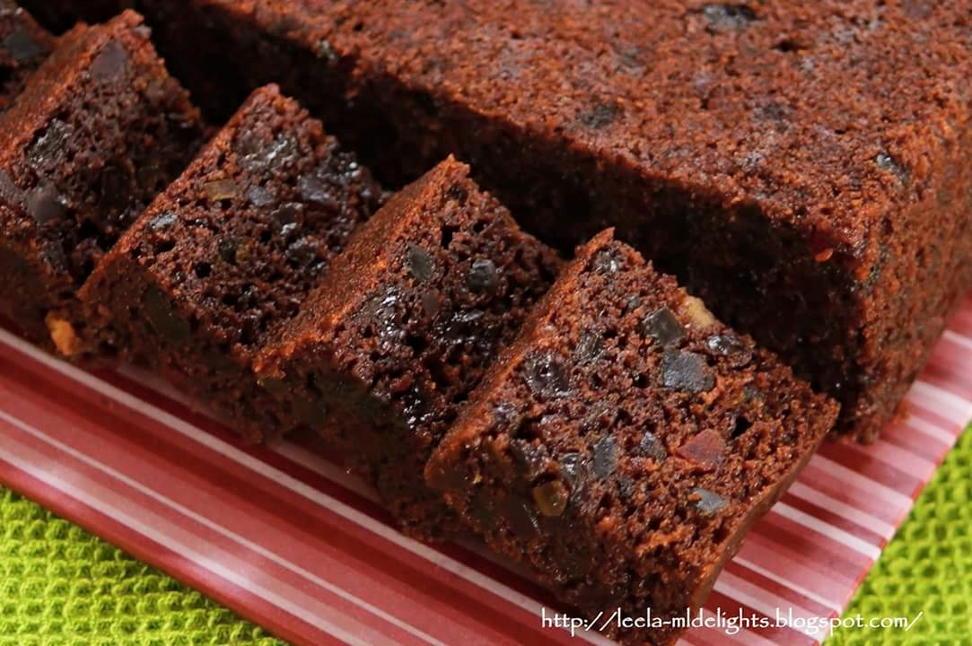 Steam Fruit Cake Baking S Corner