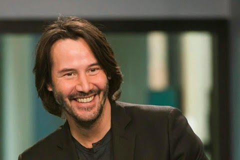 Keanu Reeves (1954): Actor canadiense