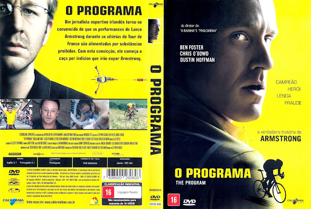 Capa DVD O Programa