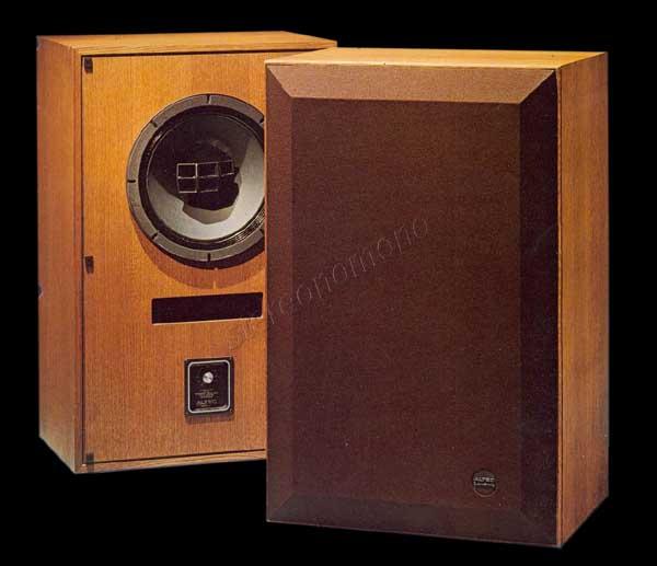 stereonomono - Hi Fi Compendium: Altec Lansing Seventeen 604-8G