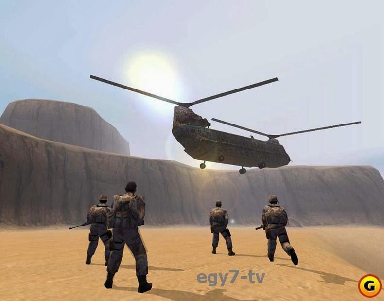 تحميل لعبة عاصفة الصحراء 1 من ماى ايجى