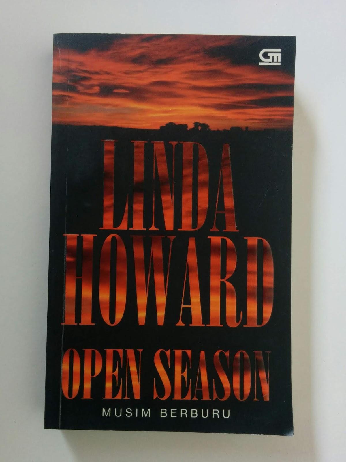 Novel Bekas Open Season (Musim Berburu)