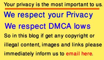 Privacy- DMCA