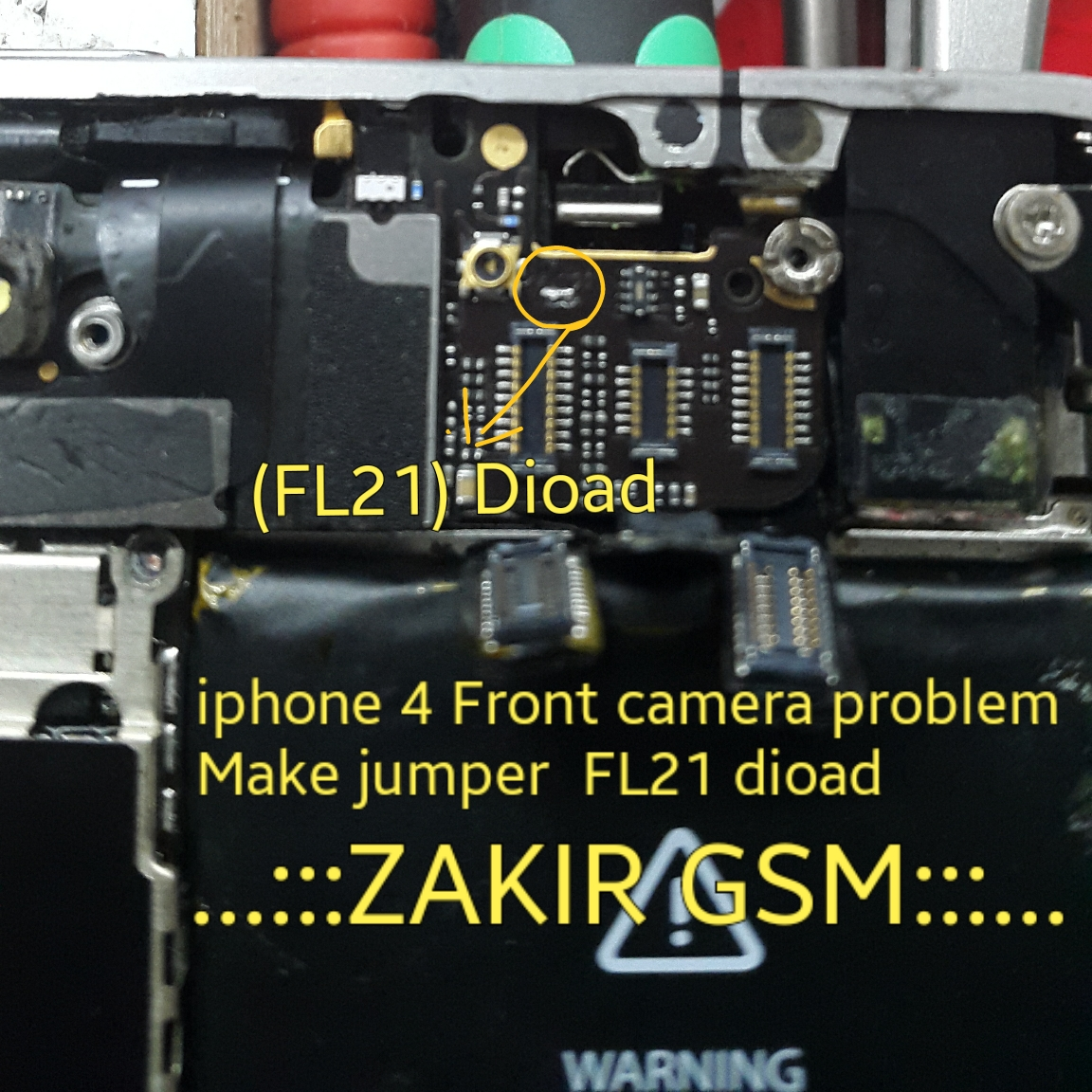 Camera freezes or shows black screen