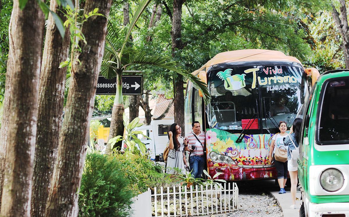Iligan Toursim Bus