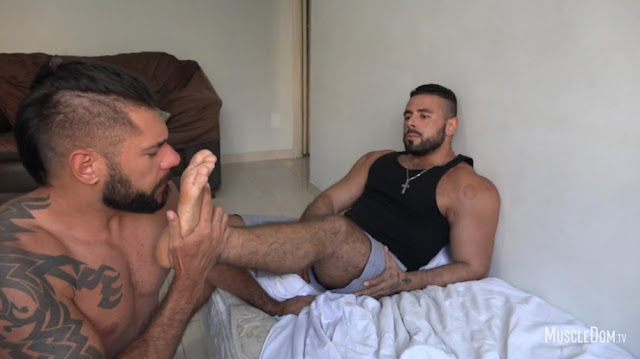 MuscleDom - Lucas and Mark