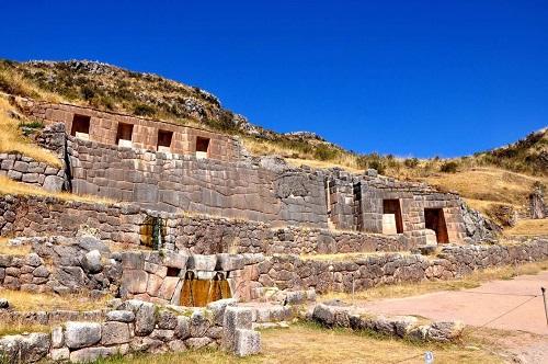 Complejo Arqueológico Tambomachay o Baños del Inca