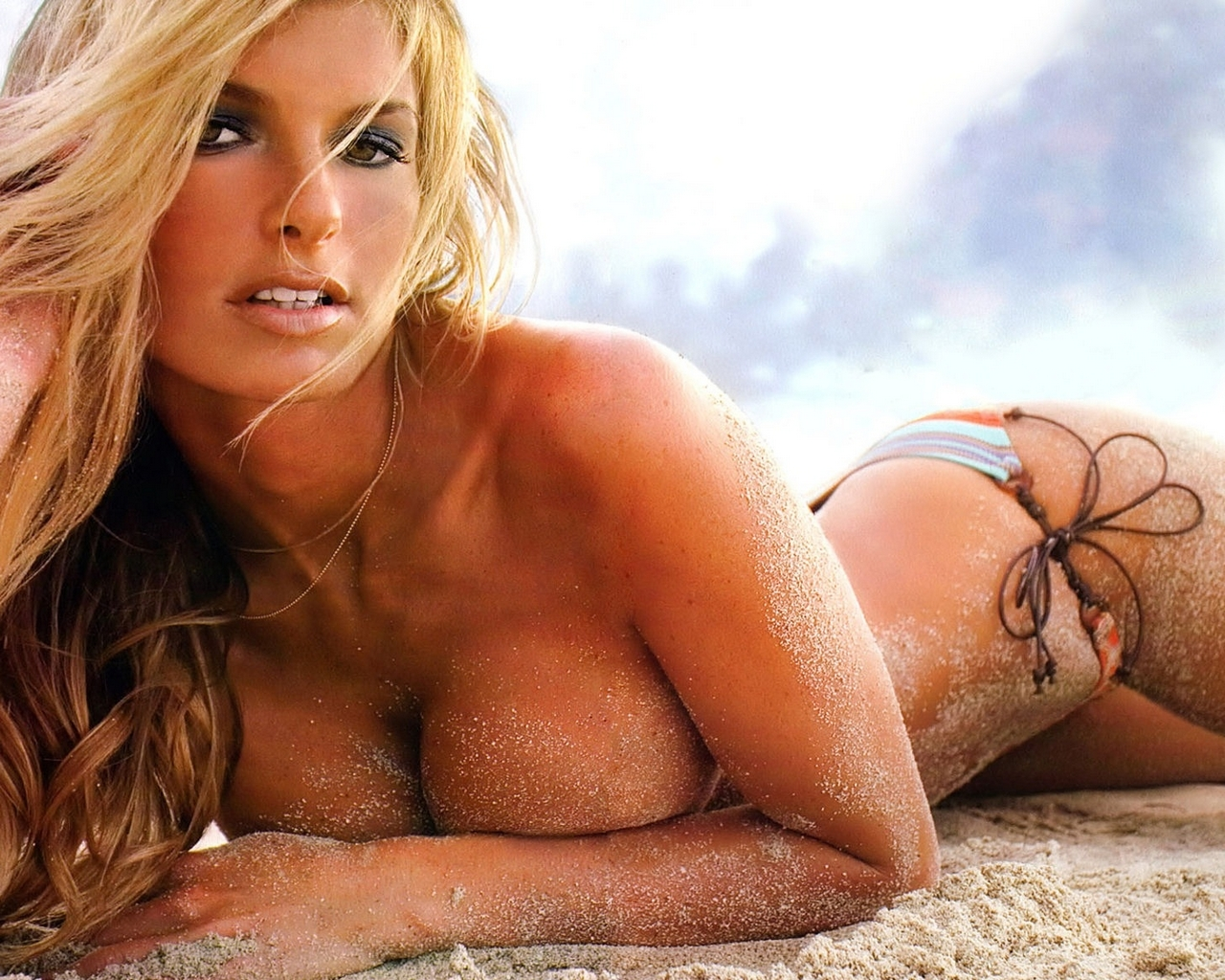sex with marisa miller