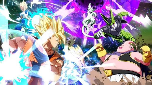 Dragon Ball Fighter Z, nuevo videojuego basado en el anime