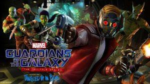 Guardians of the Galaxy TTG Mod APK + Official APK