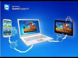 تقديم المساعدة عن بعد لأجهزة الروبوت مع برنامج TeamViewer