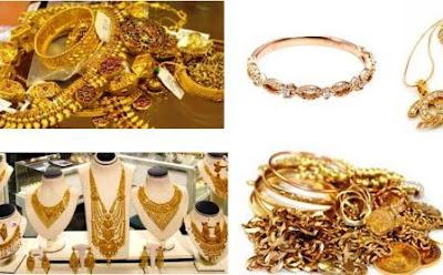 tempat jual beli dan tukar tambah perhiasan emas di BDG