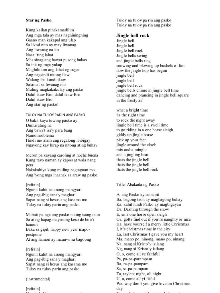 Celeste Legaspi - Sa Paskong Darating Lyrics | Musixmatch