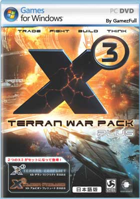 X3 Terran War Pack PC [Full] Español [MEGA]