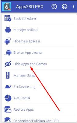 Cara Menyembunyikan Aplikasi Di Android 100% Berhasil