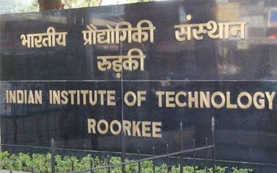 GATE 2017 Organizing Institute: IIT Roorkee