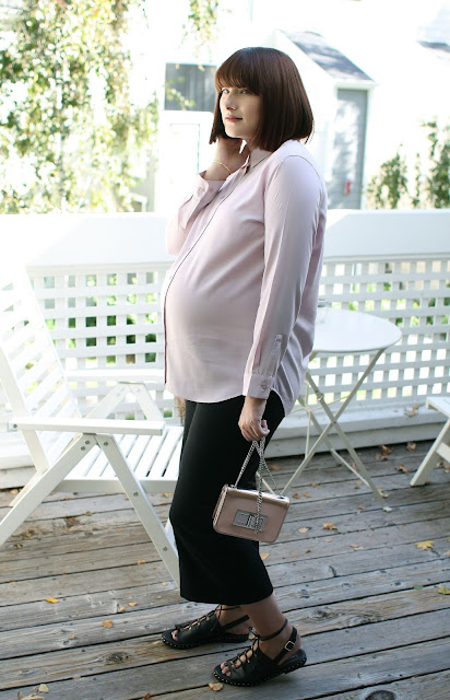 OOTD, Maternity fashion, style, ootd, Pregnancy, 34 weeks pregnant, Uniqlo, Topshop, Revolve