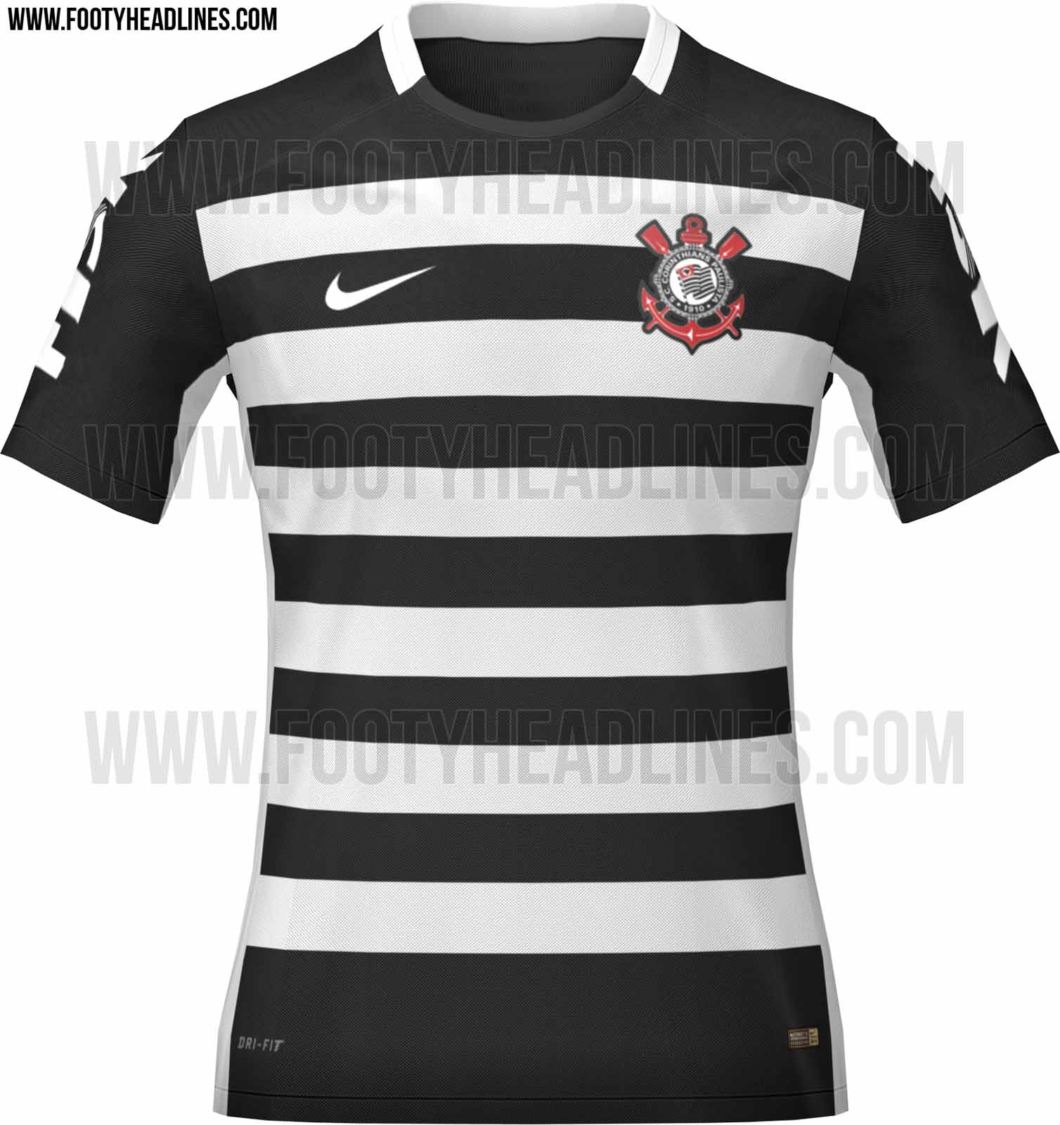 018b61c506b81 Camisas Corinthians Nike 2015