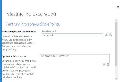 Prohledejte profily webů