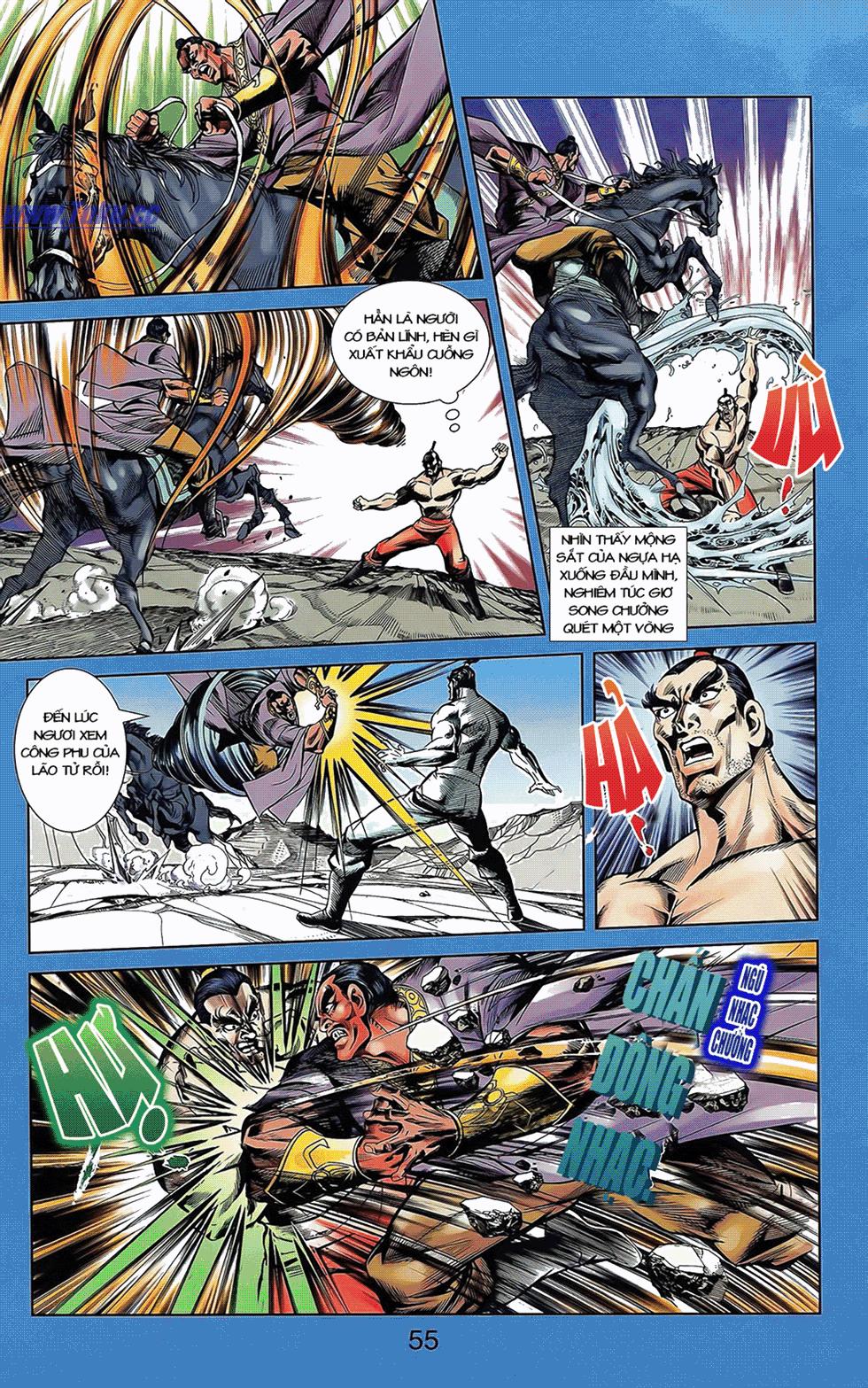 Tần Vương Doanh Chính chapter 7 trang 14