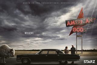 American Gods Banner Poster