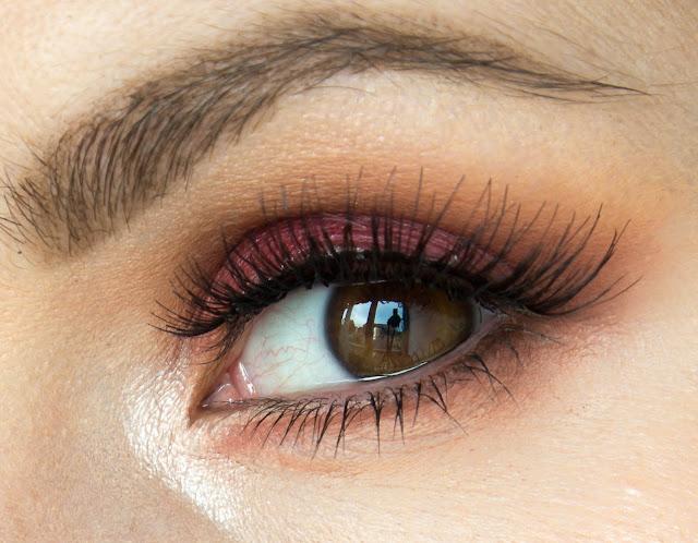 Nachgeschminkt August 2016, Anastasia Modern Renaissance Palette Look