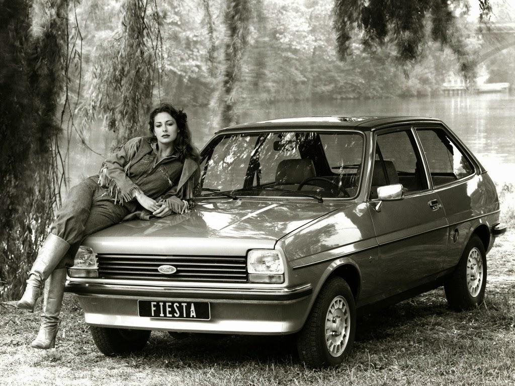 avengers in time 1976 cars ford fiesta mki. Black Bedroom Furniture Sets. Home Design Ideas