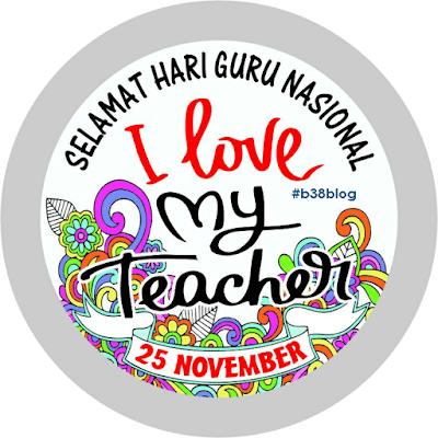 Ucapan Selamat Hari Guru Nasional