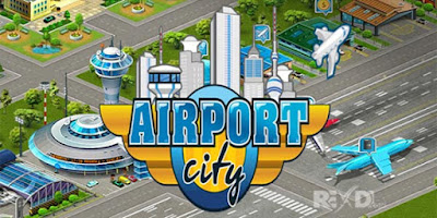 Airport City Apk + Mod Energy,Fuel,Gold for android