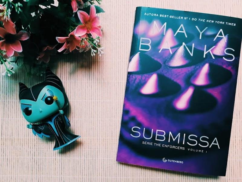 [RESENHA #498] SUBMISSA - MAYA BANKS
