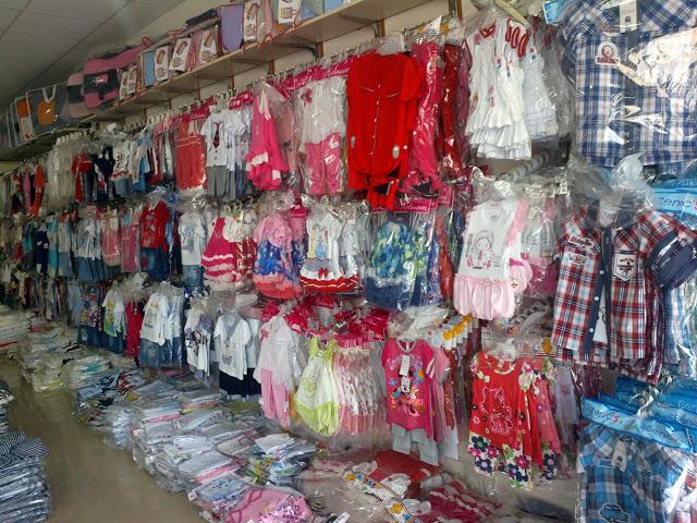bursa çocuk giyim mağazaları - lc waikiiki